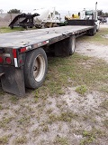 2003 Fontaine Flatbed Trailer